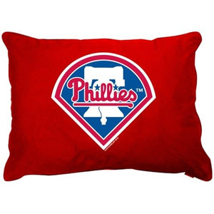 Philadelphia Phillies Dog Pillow Bed