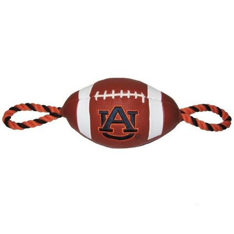 Auburn Tigers Pebble Grain Football