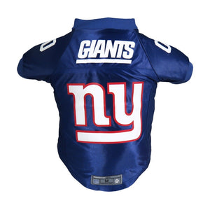 New York Giants Pet Premium Jersey