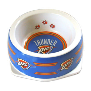 Oklahoma City Thunder Dog Bowl