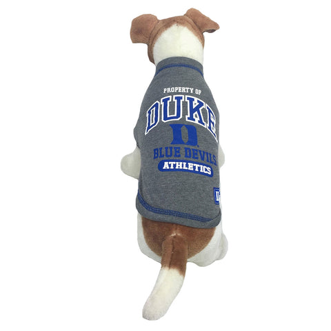 Duke Blue Devils Dog T-Shirt