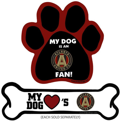Atlanta United Car Magnets