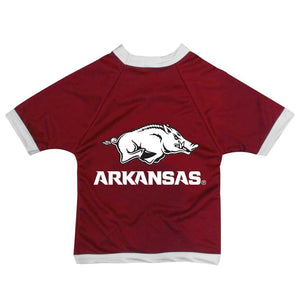 Arkansas Razorbacks Premium Pet Jersey