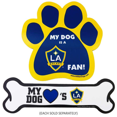 Image of LA Galaxy Car Magnets