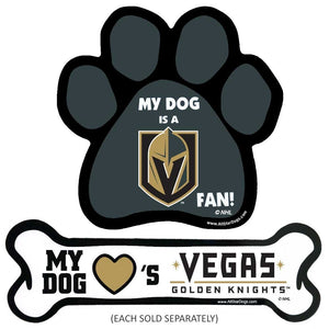 Vegas Golden Knights Car Magnets