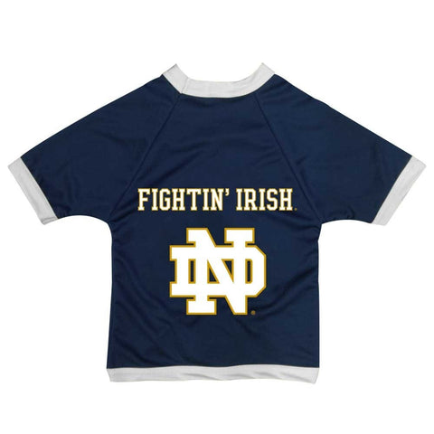 Notre Dame Fighting Irish Premium Pet Jersey