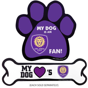 Orlando City SC Car Magnets