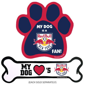 New York Red Bulls Car Magnets