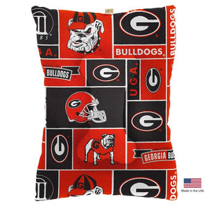 Georgia Bulldogs Pet Slumber Bed