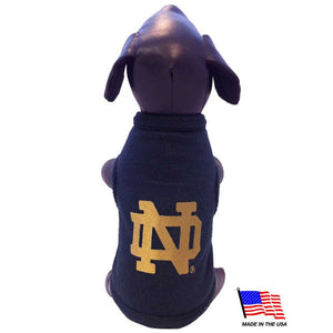 Notre Dame Fighting Irish Pet Tank