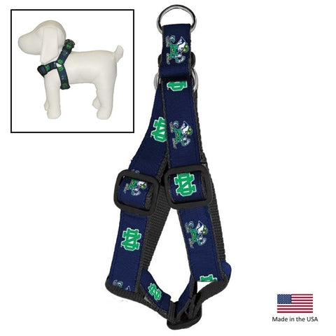 Notre Dame Leprechaun Pet Harness
