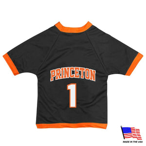 Princeton Tigers Athletic Mesh Pet Jersey