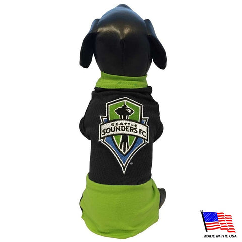 Image of Seattle Sounders Premium Pet Jersey