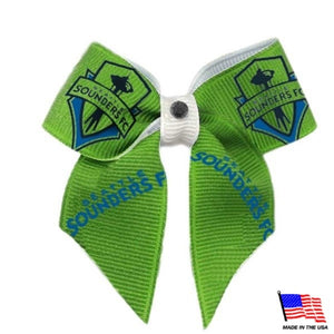 Seattle Sounders Pet Hair Bow