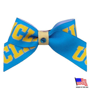 UCLA Bruins Pet Hair Bow