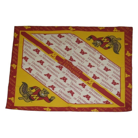 Minnesota Golden Gophers Square Bandana