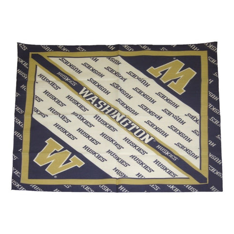 Washington Huskies Square Bandana