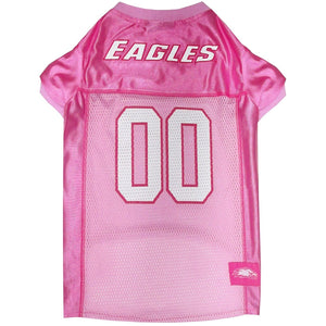 Boston College Eagles Pink Pet Jersey