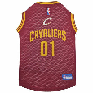 Cleveland Cavaliers Pet Mesh Jersey