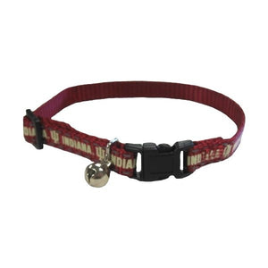 Indiana Hoosiers Cat Safety Collar