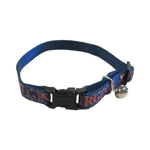 Virginia Cavaliers Cat Safety Collar