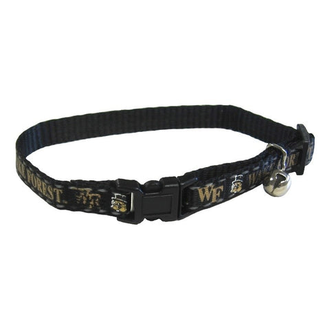Wake Forest Cat Safety Collar