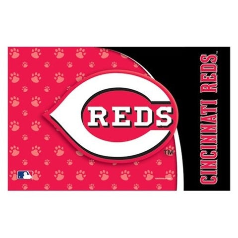 Cincinnati Reds Pet Mat