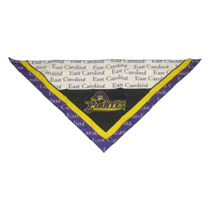 East Carolina Pirates Triangle Bandana