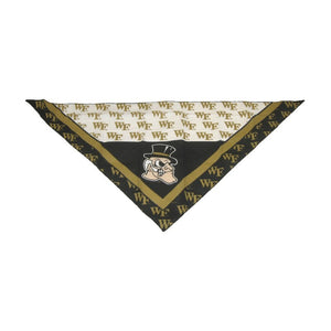 Wake Forest Demon Deacons Triangle Bandana
