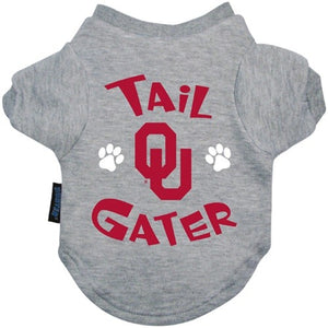 Oklahoma Sooners Tail Gater Tee Shirt