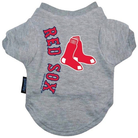 Boston Red Sox Dog Tee Shirt