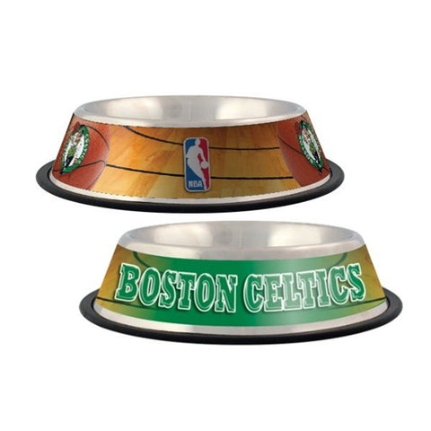 Boston Celtics Dog Bowl