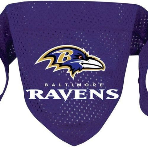 Baltimore Ravens Pet Mesh Bandana