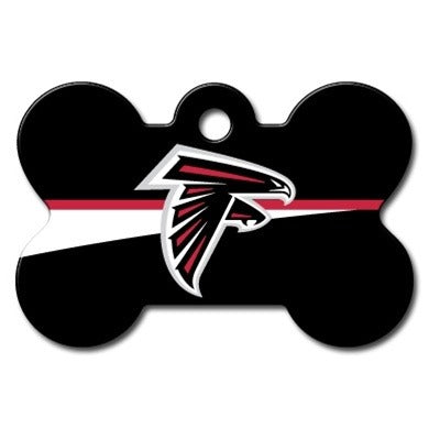 Atlanta Falcons Bone ID Tag