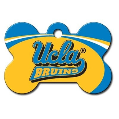 UCLA Bruins Bone ID Tag