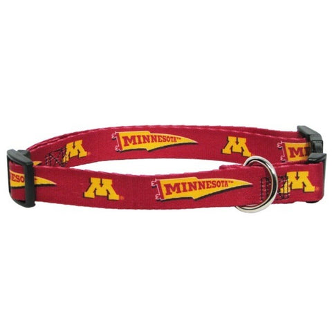 Minnesota Golden Gophers Pet Collar