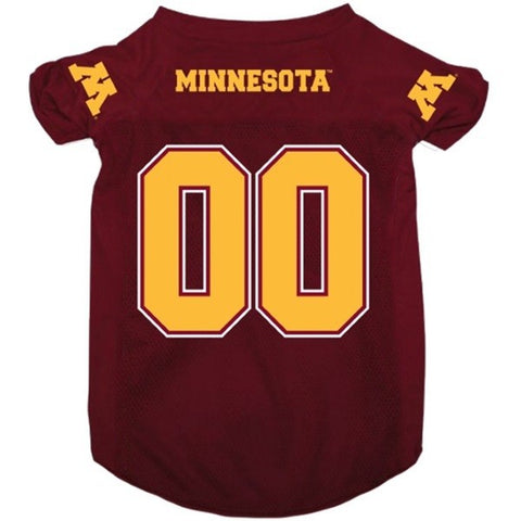Minnesota Golden Gophers Pet Mesh Jersey