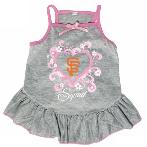 "San Francisco Giants ""Too Cute Squad"" Pet Dress"