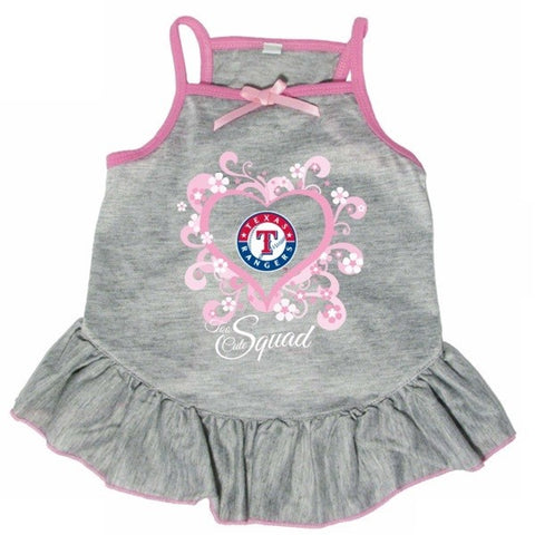 "Texas Rangers ""Too Cute Squad"" Pet Dress"