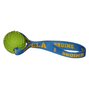 UCLA Bruins Rubber Ball Toss Toy