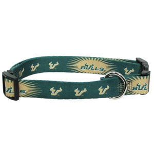 South Florida Bulls Pet Collar