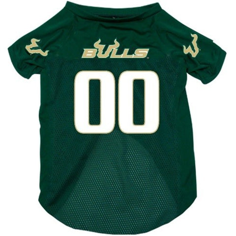 South Florida Bulls Pet Mesh Jersey