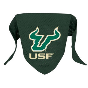 South Florida Bulls Pet Mesh Bandana