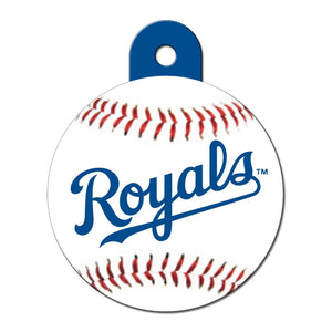 Kansas City Royals Circle ID Tag