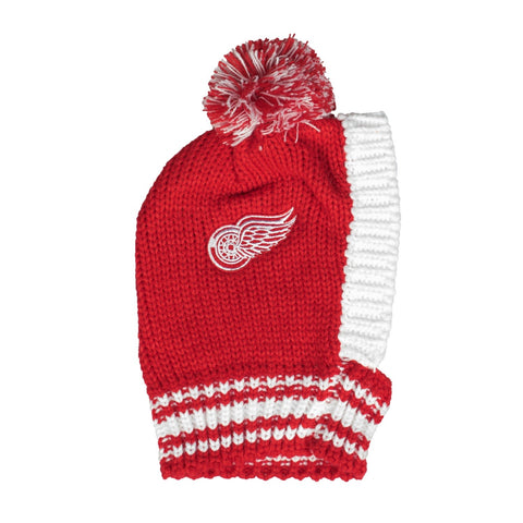 Detroit Red Wings Pet Knit Hat