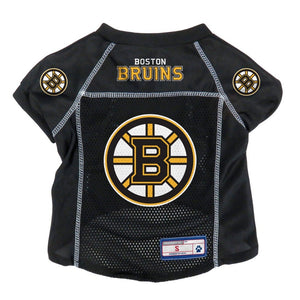 Boston Bruins Pet Mesh Jersey