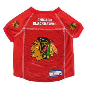 Chicago Blackhawks Pet Mesh Jersey