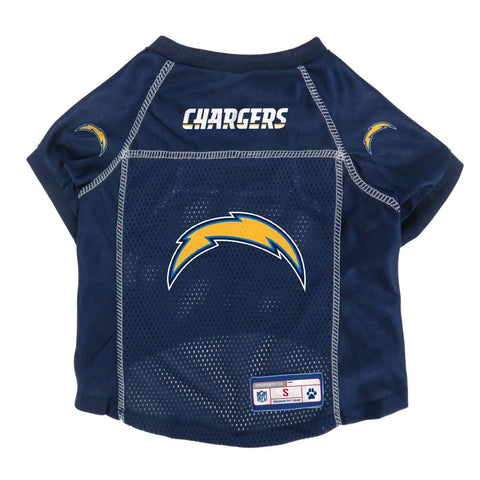 Los Angeles Chargers Pet Mesh Jersey