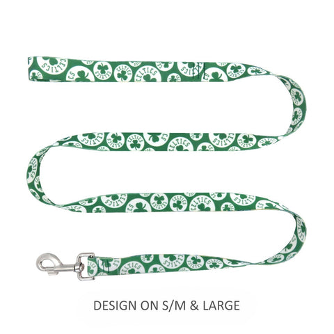 Boston Celtics Pet Nylon Leash