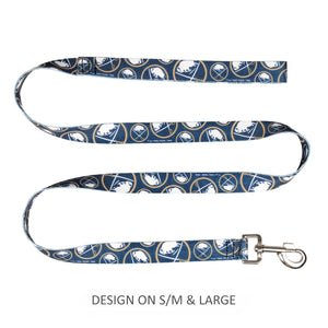 Buffalo Sabres Pet Nylon Leash